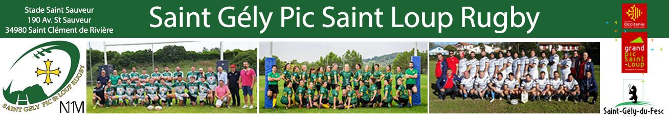 Pic Saint Loup Rugby