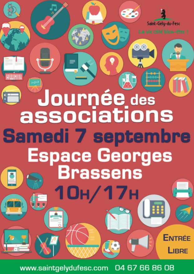 Picholines : Journée des Associations – 07/09/19